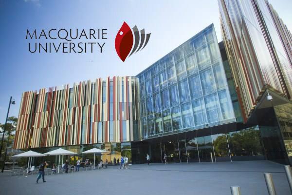 Học bổng tại trường Đại học 5 sao – Macquarie University