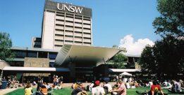 Học bổng lớn tại Đại học New south Wales hàng đầu của Úc