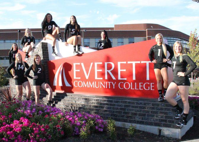 Cao đẳng Everett tại Seattle không yều cầu IELTS/TOEFL
