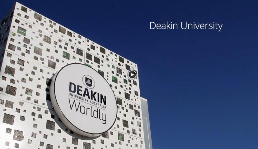 Đại học Deakin và học bổng lên đến AU,000