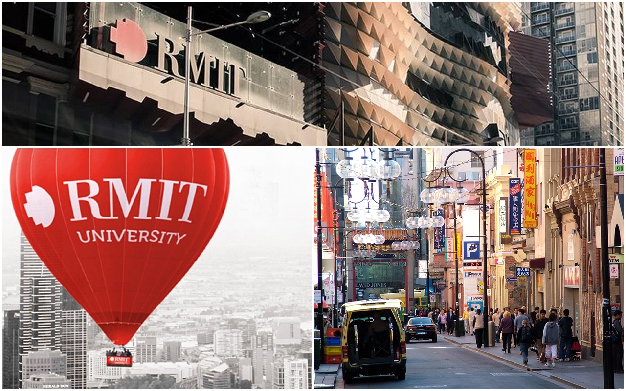 Tưng bừng Học bổng tại RMIT University, Úc