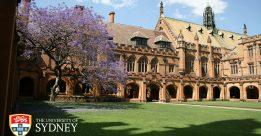 Trường Đại học Sydney và học bổng $40,000 năm 2018
