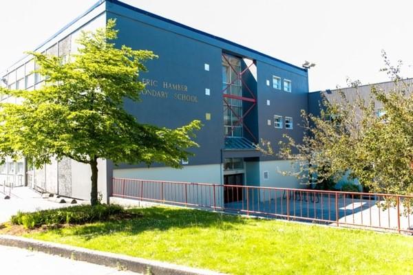 Năng động tại Trường Trung học Eric Hamber, Canada