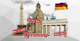 Tất tần tật về du học Đức miễn học phí 2018!