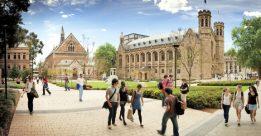 University of Adelaide – Top 1% Đại học Tốt nhất Thế giới