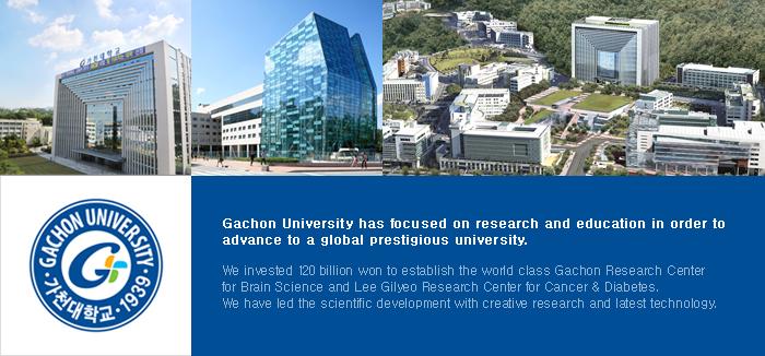 Du học Hàn Quốc tại đại học Gachon Hàn Quốc