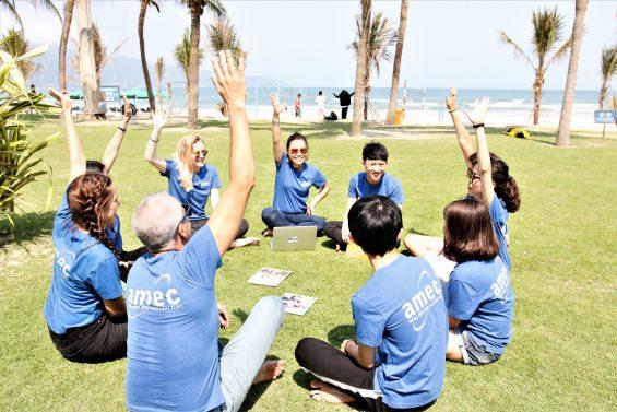 Học qua trải nghiệm cùng AMEC-Đà Nẵng