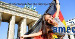 Mốc thời gian vàng du học Đức cho các thí sinh 2000 – Phần 1