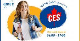 Gấp!! : Hạn Chót Nhận Hồ Sơ Du Học Canada Miễn Chứng Minh Tài Chính (CES)