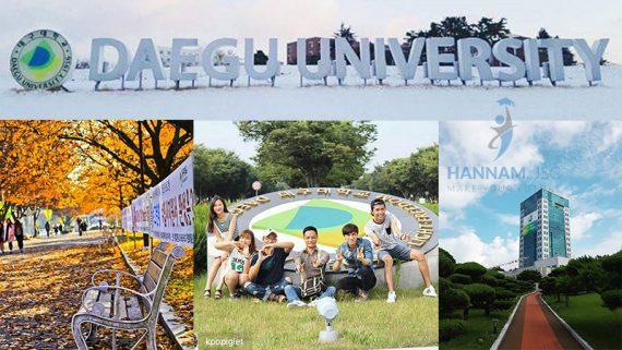 Nắm trọn cơ hội học bổng toàn phần tại đại học Daegu