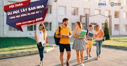 Học bổng du học tây ban nha 50% và chính sách định cư 2019