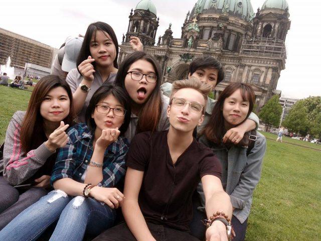 Du học Đức 2019: Du học sinh tại Đức