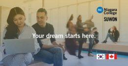 Niagara College tại Suwon – chìa khóa vàng để biến ước mơ du học Canada thành hiện thực