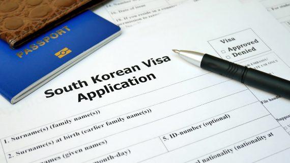 phỏng vấn với lãnh sự quán Hàn Quốc
