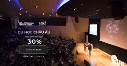 Hội thảo Học bổng Du học Châu Âu lên đến 30% – Đại học EU Business School