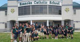 Phỏng Vấn Học Bổng Mỹ $10,000 Với Trung Học Roanoke Catholic