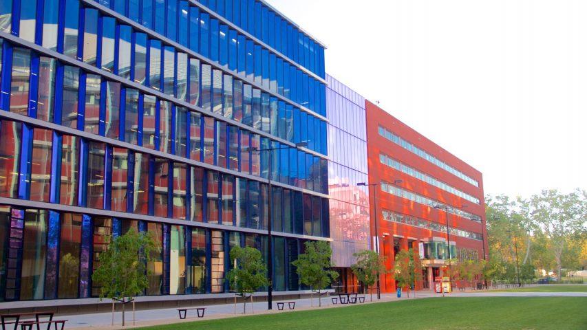 Khung cảnh trường Đại học Adelaide Úc