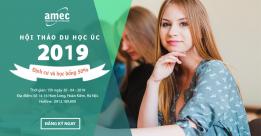 Hội thảo Du học Úc – Học bổng 50% tại Bang dễ định cư nhất