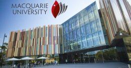 Học bổng siêu hấp dẫn $10000 tại Đại học Macquarie University – Úc