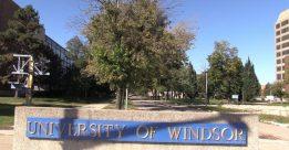 Học bổng 2019 Đại học Windsor tại Canada