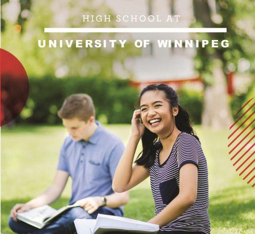 Chương trình trung học và dự bị chuyển tiếp Đại Học tại Manitoba