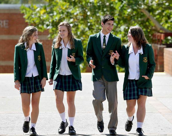 3 ưu điểm khi du học Úc bậc trung học phổ thông