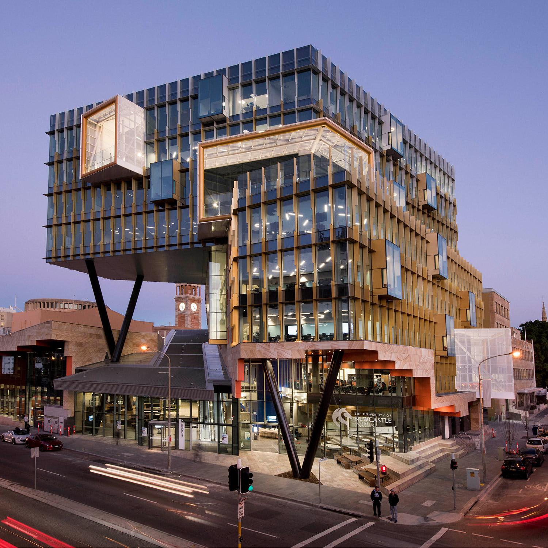 Học bổng cực hấp dẫn tại Đại học Newcastle tại Úc
