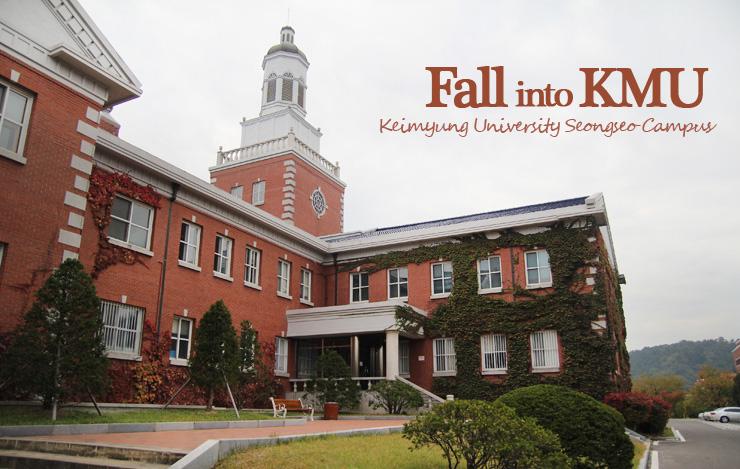 Keimyung- Đại học tư nhân top 1% tại Daegu Hàn Quốc
