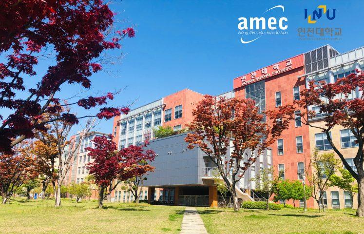 Tuyển sinh Visa thẳng – Đại học quốc gia Incheon