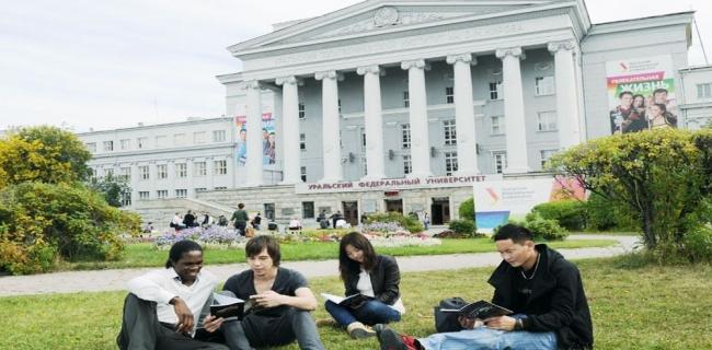 Học bổng du học Nga