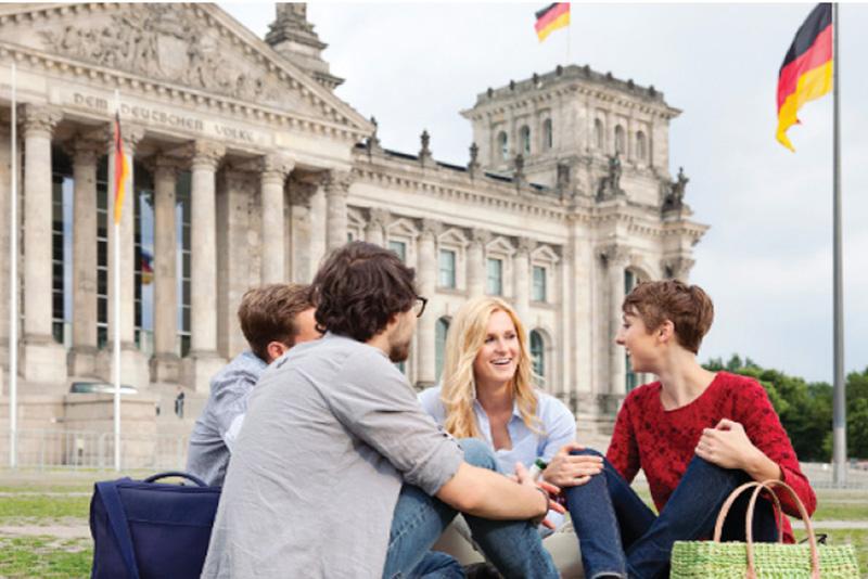 Du Học Đức - Giải Pháp Cho Học Sinh Thi THPT Không Đạt APS