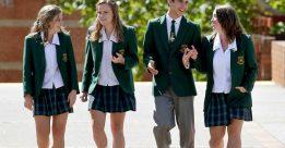 Trung học Ozford college nổi tiếng tại Melbourne