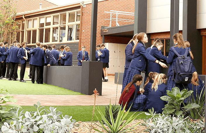Trung học Kardinia International College nổi tiếng tại Úc