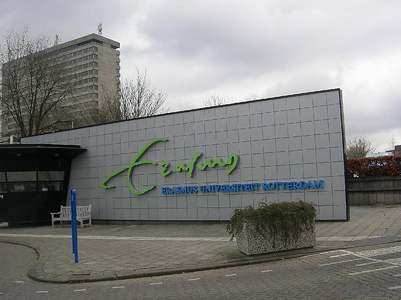 Học bổng Du học Hà Lan tại Đại học Erasmus Rotterdam