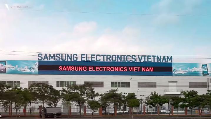 Tập đoàn Samsung Electronics tại Việt Nam