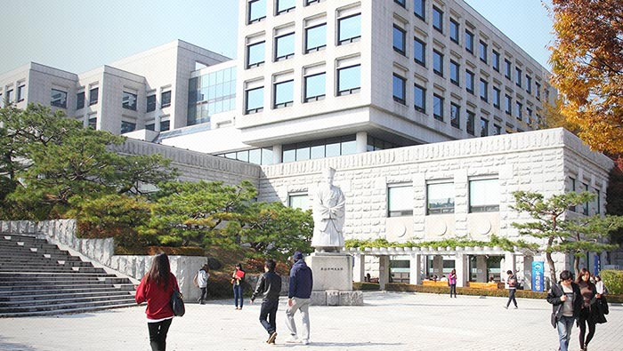 Học bổng du học Hàn Quốc trường đại học Dankook