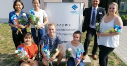 Phỏng vấn trực tiếp với tập đoàn du học nghề Điều dưỡng lớn nhất nước Đức (Chương trình hỗ trợ chi phí 100%)