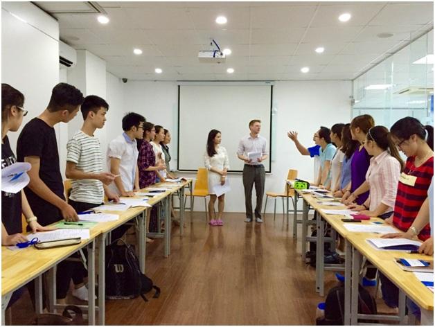 Học Tiếng Đức Tại AMEC