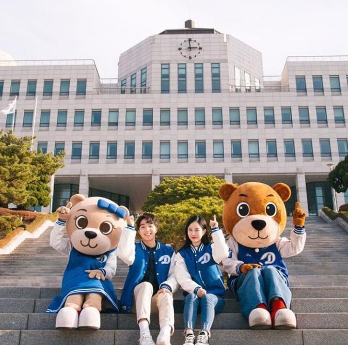 Cuộc sống của sinh viên đại học Dankook