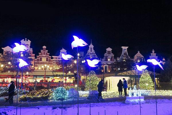Những địa điểm vui chơi giáng sinh tại Hàn sẽ không làm các bạn thất vọng