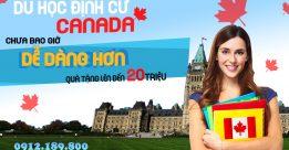 Du học Canada cùng AMEC – Đăng ký nhanh tay nhận ngay quà Tết