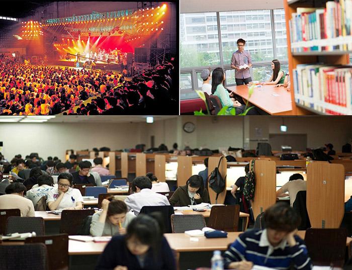 Đại học Ajou - Top 10 trường đại học kỹ thuật tốt nhất Hàn Quốc