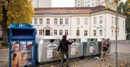 Phân loại rác Hàn Quốc